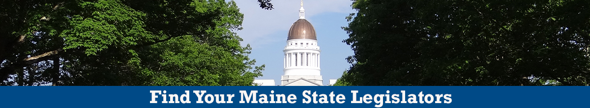 Find names and contact info for Maine legislators